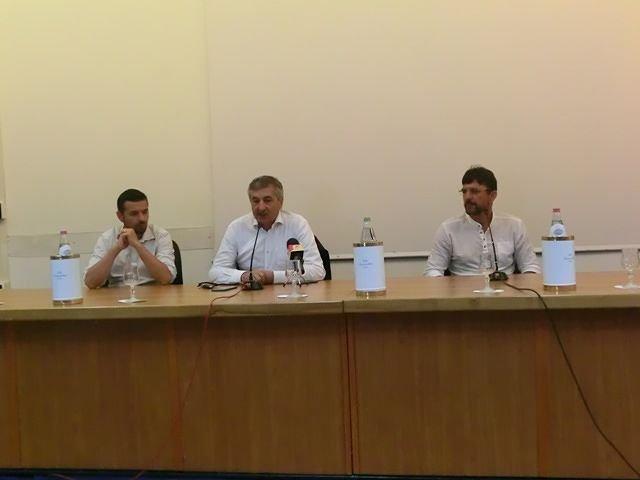 Francavilla Calcio, presentato il nuovo tecnico Paolo Rachini VIDEO