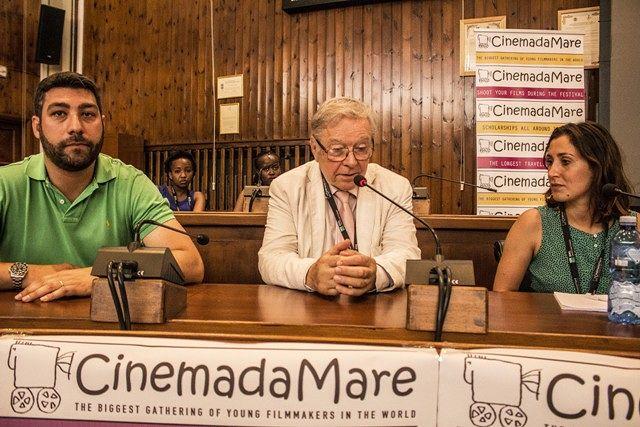 CinemadaMare, presentata la tappa di Vasto