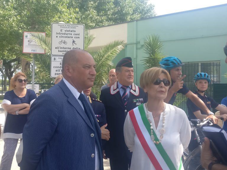 Alba Adriatica, visita del questore. Le minoranze accusano: non invitati all'appuntamento