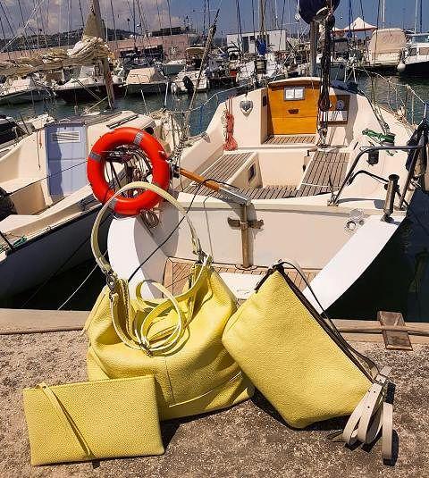 Ripani: nuove e splendide it-bag in molteplici forme e dimensioni| Tortoreto