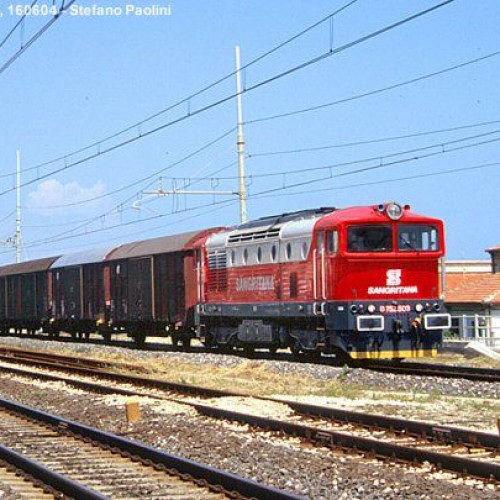 La Sangritana chiede al ministero certificazione per trasprto merci su ferro