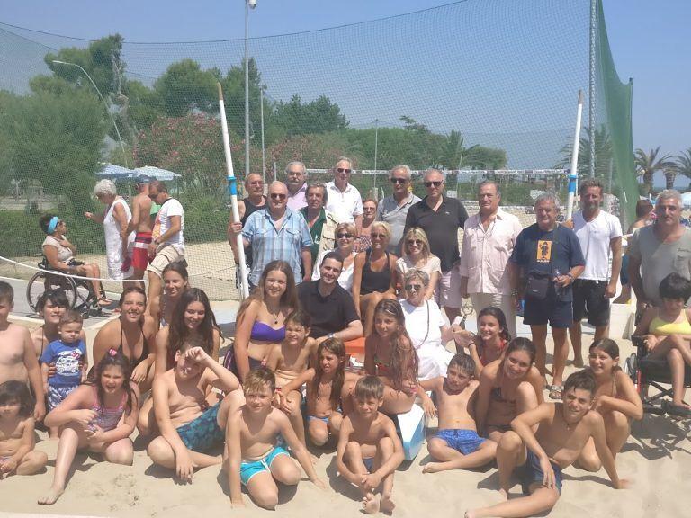 Alba Adriatica, le nuove generazioni a scuola di pattino sul mare: l'iniziativa