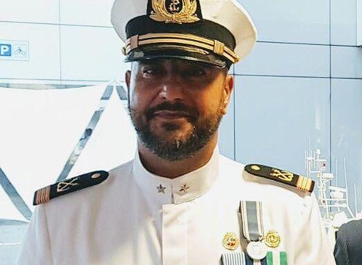 Frontex, medaglia d'argento al valore per maresciallo della Guardia Costiera di Pescara FOTO