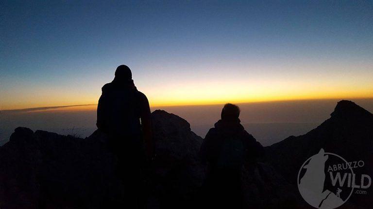 L'alba dal monte Tremoggia | Abruzzo Wild, sabato 4 agosto