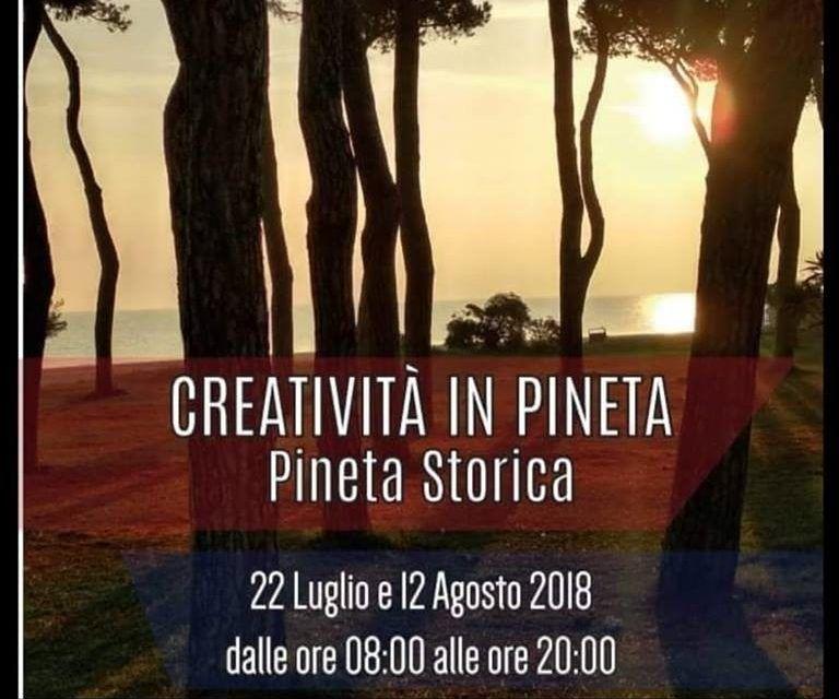 """Pineto, torna """"Creatività in Pineta"""". Intanto stasera musica live in piazza Marconi"""