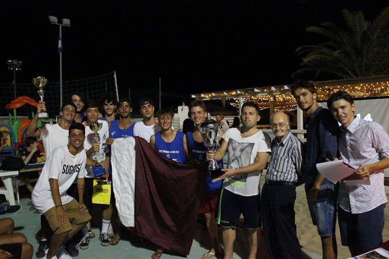 Roseto, il Qatar fa il Triplete al XIV Torneo Tommaso Di Febo