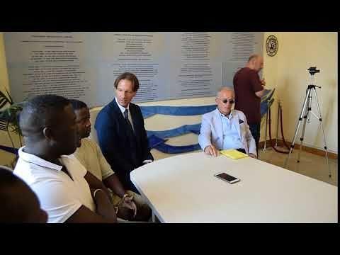 Giulianova, razzismo all'Asl. Console Senegal: 'punire autore'. Mastromauro: 'no a strumentalizzazioni' VIDEO