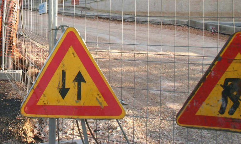 Basciano, chiude parte della strada per Zampitto per lavori