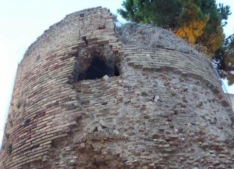 Spoltore, il torrione del castello per I luoghi del cuore FAI