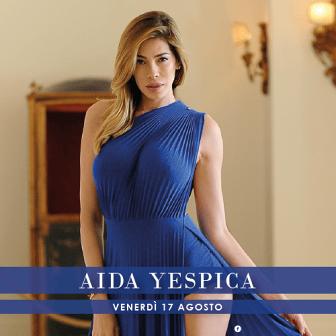 Bodeguita&Risacca: venerdì 17 agosto ospite AIDA YESPICA  Alba Adriatica