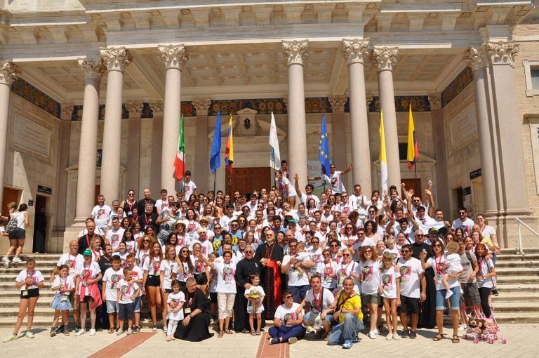 Santuario San Gabriele: conclusa la Tendopoli con il messaggio di Papa Francesco FOTO