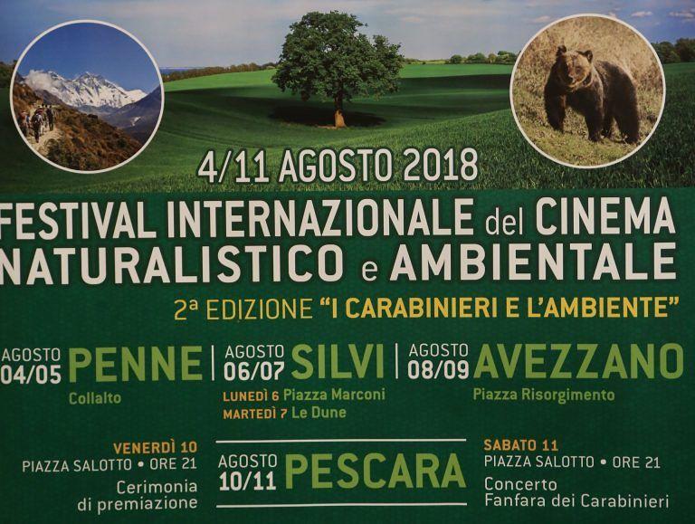 Pescara, Festival del cinema naturalistico e ambientale