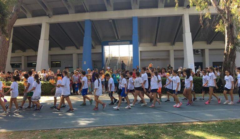 Pescara, grande successo per 'Lo sport non va in vacanza'