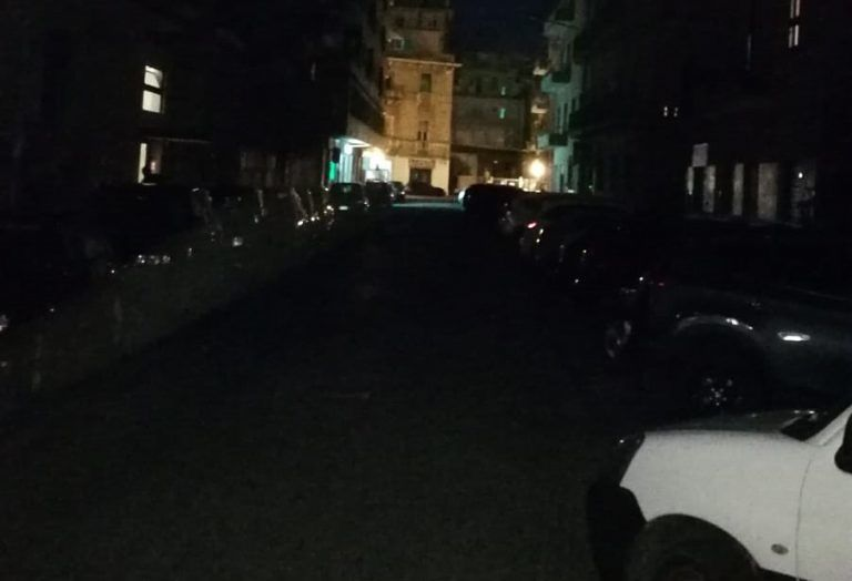Pescara, emergenza black-out: esposto in Procura