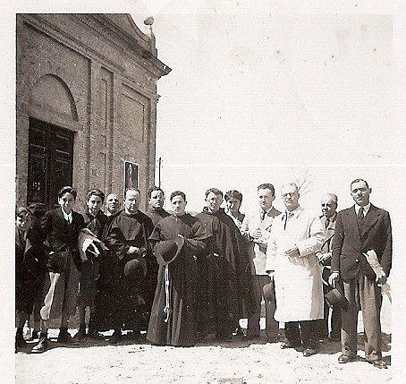 Atri, ricorda Geatano Candelori: uno dei direttori dei lavori dell'Ospedale di Padre Pio
