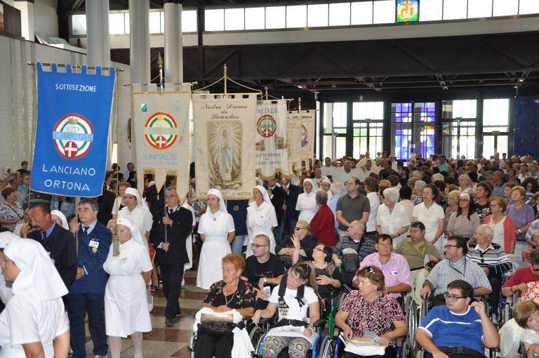 Santuario San Gabriele, attesi numerosi fedeli per il 37° pellegrinaggio dell'Unitalsi