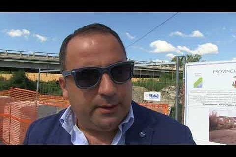 Pineto, conclusi i lavori sulla SP 28 che porta a Mutignano