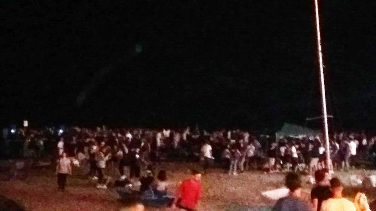 Tortoreto, feste in spiaggia a Ferragosto. Parla uno degli organizzatori che lancia una proposta al Comune