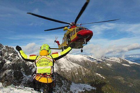 Abbateggio, escursionista scivola alla forra del Cusano: soccorsa in elicottero