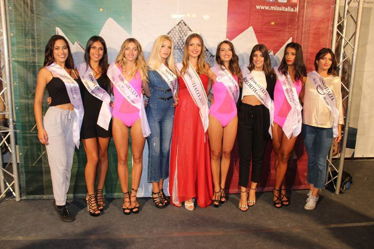 Roccaraso, Antonella Graziani la nuova Miss Abruzzo FOTO