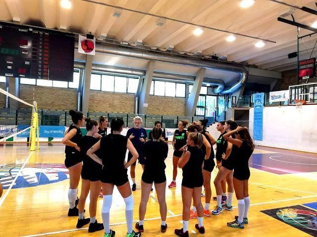 La stagione della Coged è partita con la preparazione atletica a Colle Dell'Ara