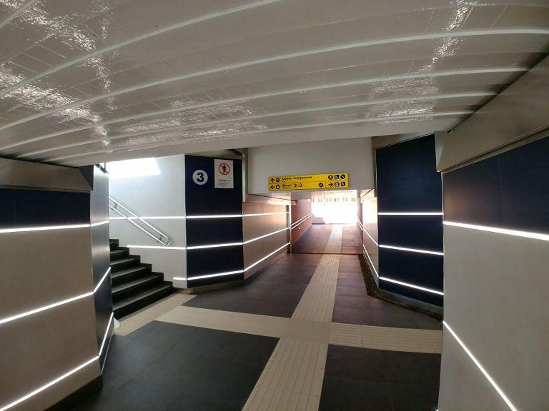 Pineto, sottopassaggio stazione: manca ancora l'ascensore. Il Sindaco sollecita Ferrovie dello Stato