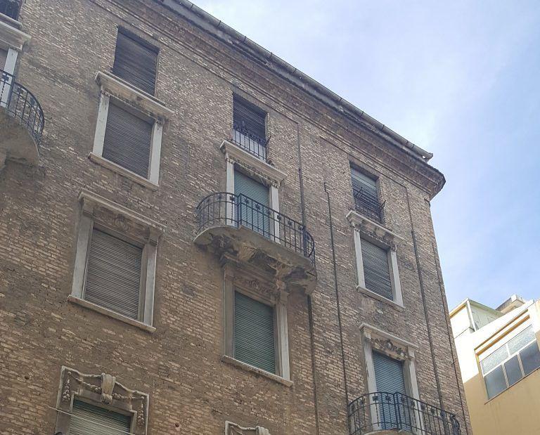 Pescara, edificio storico di via Trieste: sospeso il rischio di demolizione