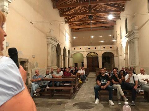 Atri, coordinamento provinciale Fratelli d'Italia: 'con la Meloni per le regionali'