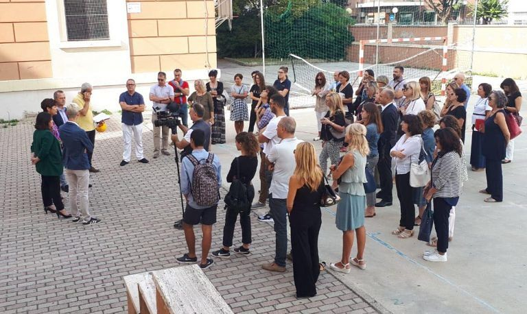 Pescara, liceo Classico: si torna a scuola con i doppi turni