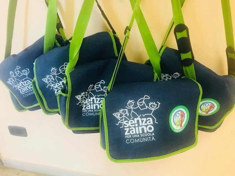 Pescara, parte dalla Renzetti la Scuola senza Zaino