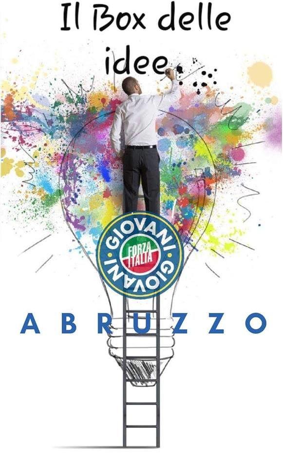 """Forza Italia Giovani Abruzzo presenta """"Il Box delle Idee"""" per aiutare le piccole e medie imprese"""