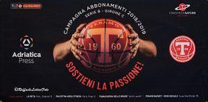 """Basket, Ruscitti (Adriatica Press Teramo): """"Potremo giocare al PalaSanNicolò"""""""