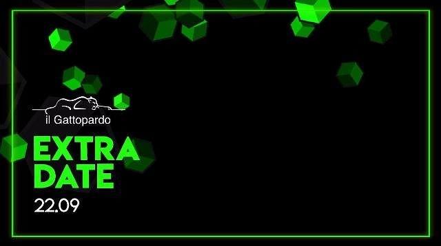 Gattopardo: Sabato 22 settembre EXTRA DATE di fine estate  Alba Adriatica