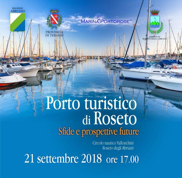Roseto, incontro pubblico con Lolli sul futuro del porto turistico