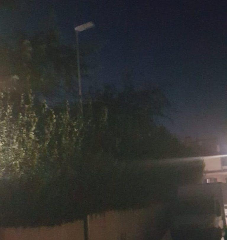 Teramo, Villa Mosca al buio: segnalazioni inutili dei cittadini