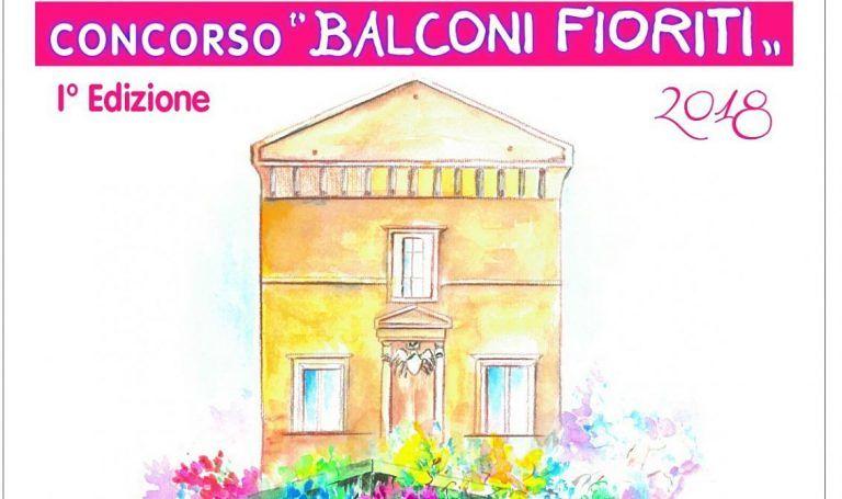 """Martinsicuro, """"balconi fioriti"""", Città Attiva chiede lumi sul concorso"""