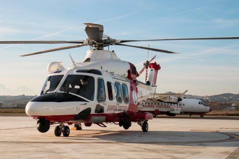 Pescara, Guardia Costiera: Severino nuovo comandante del Reparto Volo
