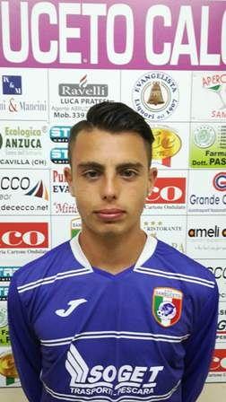 Sambuceto Calcio, l'intervista a Federico Di Stilio