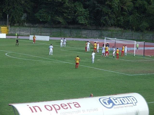 Nel derby netto 3-1 del Francavilla sul Pineto VIDEO