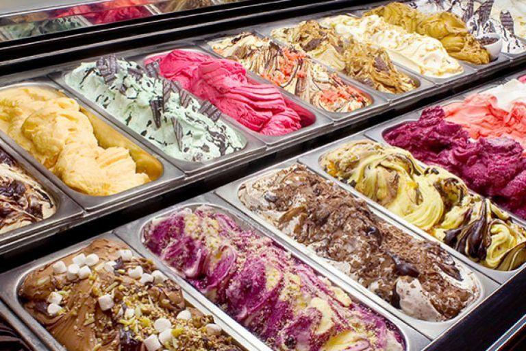 Boom delle gelaterie in provincia di Teramo: in 5 anni +30%