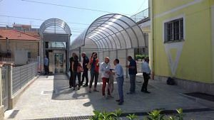 Silvi: Scordella non prende in consegna il sottopasso di via Mariannina Simoni perchè inagibile. E' guerra con RFI