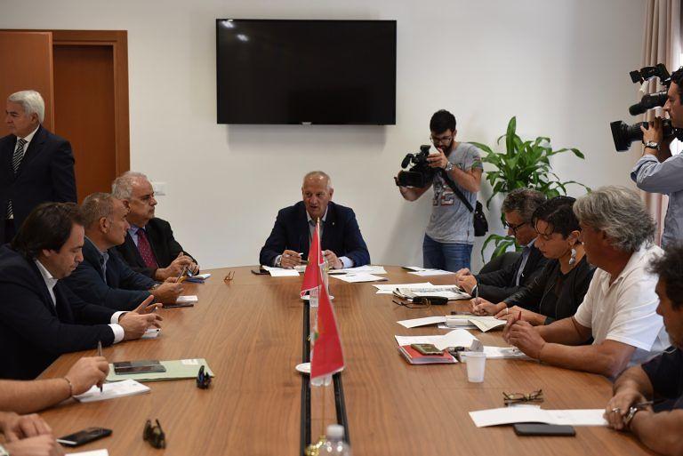 Infrastrutture regionali in Abruzzo: istituzione di un tavolo permanente