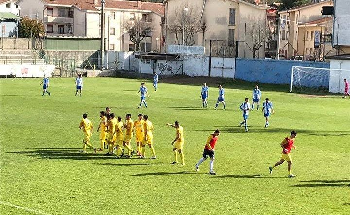 Promozione, Angizia Luco – Sant'Omero 1-0. Decide Morelli dal dischetto