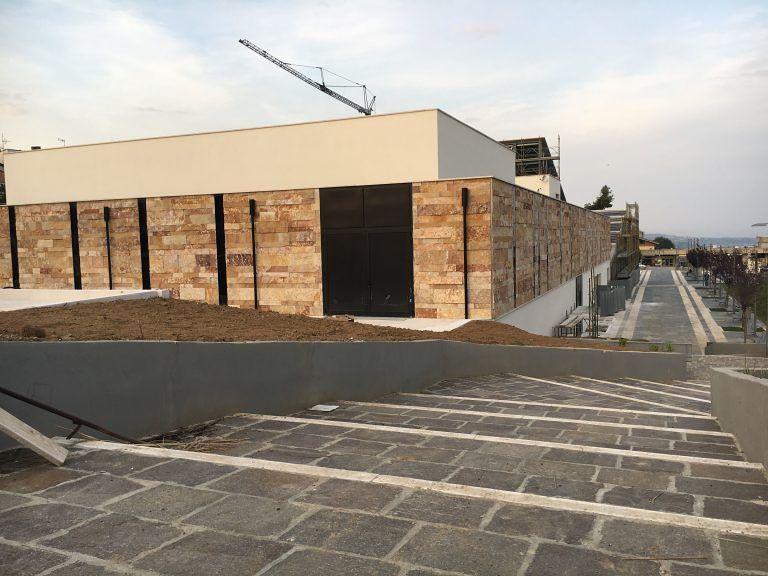 Teramo, inaugurazione dei locali parrocchiali della nuova chiesa di Colleatterrato Basso