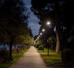 Progetto Paride, nuove installazioni a Mosciano e Pineto FOTO