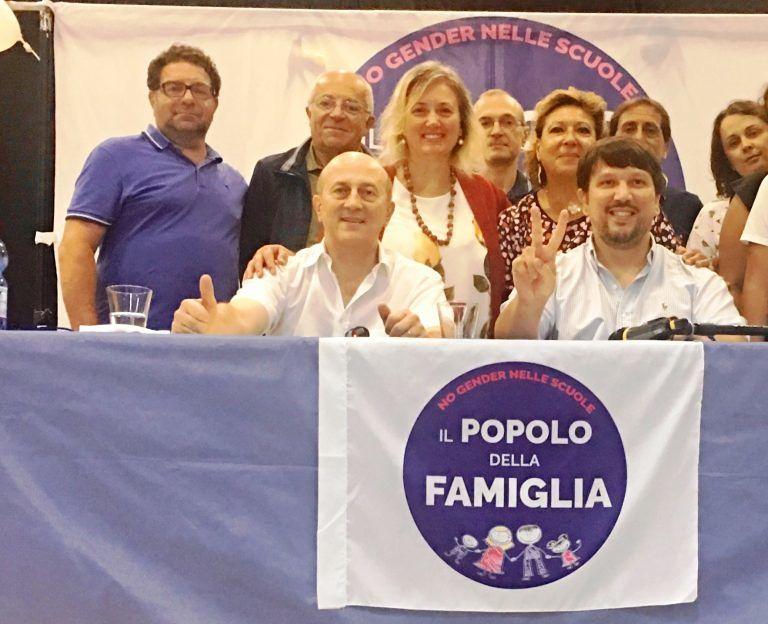 Ancarano, il Popolo della Famiglia nel racconto di Mirko De Carli