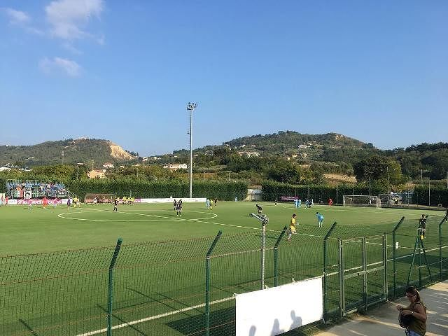 Eccellenza, Sambuceto – Bacigalupo Vasto Marina 0-3