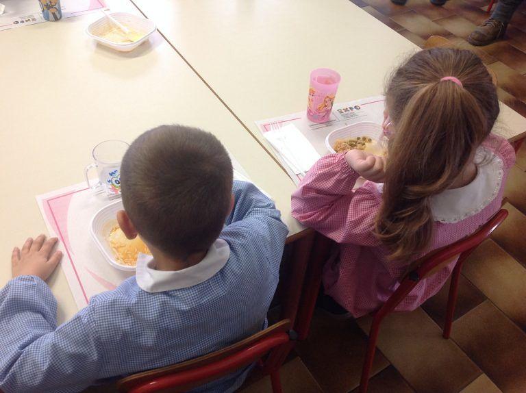 Sant'Egidio alla Vibrata, riapre la mensa della scuola materna