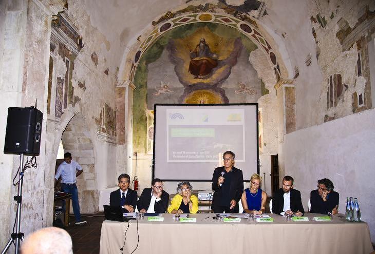 Le prospettive del turismo sostenibile: il seminario di Ocre VIDEO