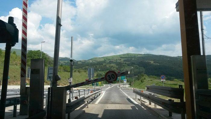 Per una notte chiude il tratto Teramo Ovest-Val Vomano